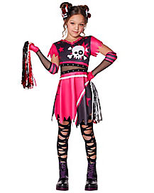 Zombie Gymnast Halloween Costume.Girls Zombies Halloween Costumes Spirithalloween Com