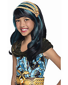 Monster High Cleo De Nile Wig