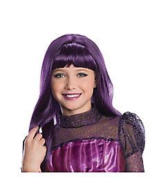 Kids Elissabat Wig with Headpiece - Monster High