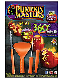 Pumpkin Master 360 Carving Kit