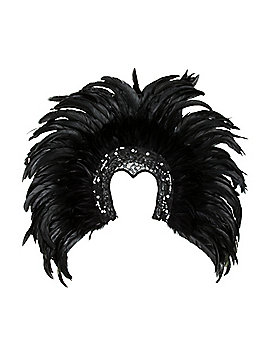 Feather Headpiece
