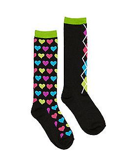 Kids School Nerd Socks