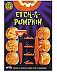 Etch A Pumpkin Kit