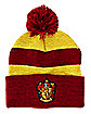 Gryffindor Pom Beanie Hat - Harry Potter