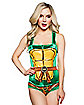 Teenage Mutant Ninja Turtles Womens Panty