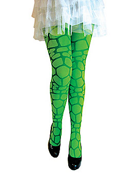 Shell Print Tights - Teenage Mutant Ninja Turtles