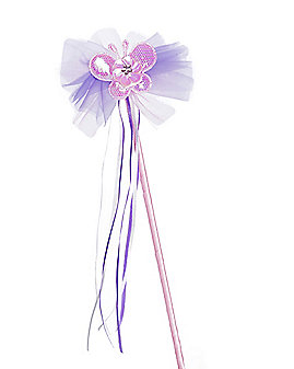 Pastel Butterfly Wand