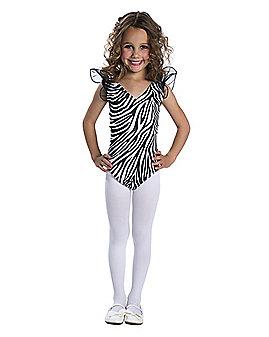 Zebra Child Bodysuit