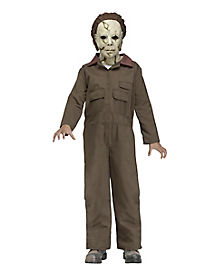 Kids Michael Myers Costume - Rob Zombie