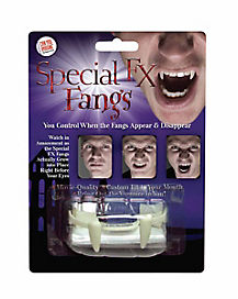 Special Fx Fangs
