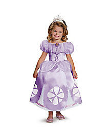 Toddler Sofia the First Costume Deluxe - Disney