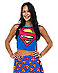 Supergirl Tank with Cape - DC Comics