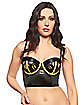 Batgirl Long Line Bra - Batman