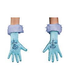 Kids Anna Gloves Deluxe - Frozen