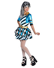 Kids Frankie Stein Costume Deluxe - Monster High