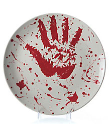 Blood Ceramic Platter