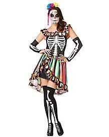 Adult Spanish Sweetie Costume