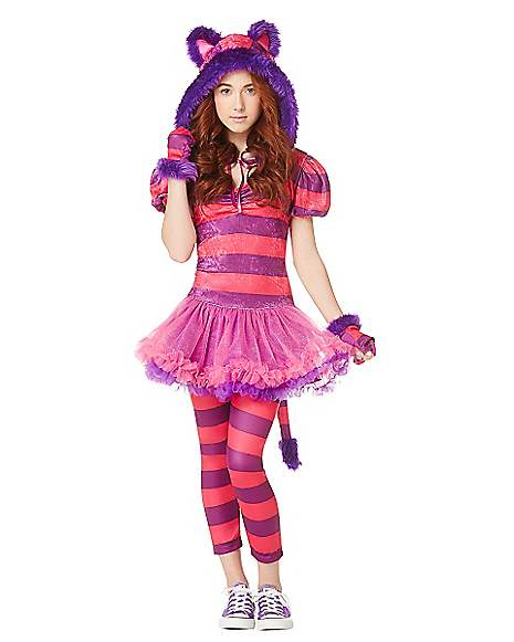 Cheshire Cat Child Costume Spirithalloween Com