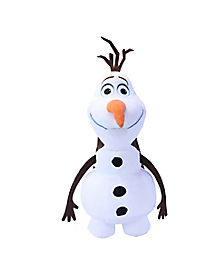 Kids Plush Olaf Backpack - Frozen