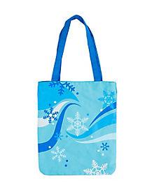 Snowflake Treat Bag