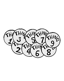 Separate Thing Numbers - Dr. Seuss