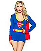 Supergirl Romper - Superman