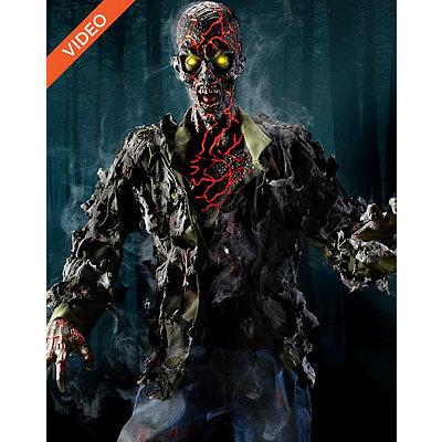 6' Smoldering Zombie
