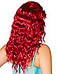 Red Mermaid Wig