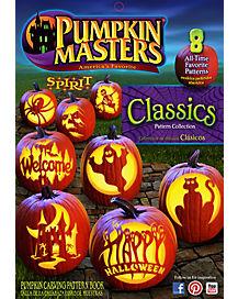 Classics Pattern Pumpkin Carving Book