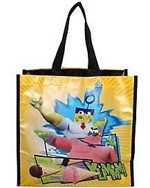 Spongebob Treat Bag - Spongebob Squarepants