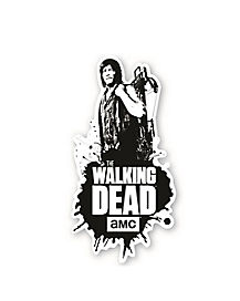 The Walking Dead Car Decal