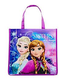 Anna and Elsa Treat Bag - Frozen