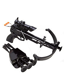 Black Toy Crossbow