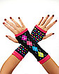 Girls School Nerd Armwarmers