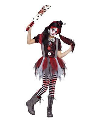 kids killer clown costume spirithalloweencom