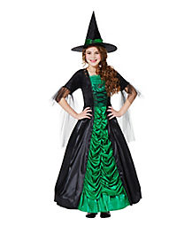 Girls Witch Costumes