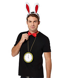 Alice White Rabbit Costume Kit