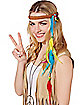 Hippie Feather Headband