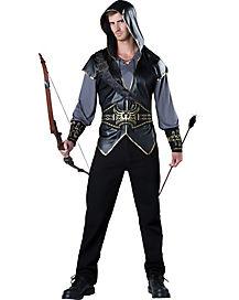 Adult Hooded Huntsman Costume