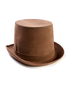 Brown Top Hat - Deluxe