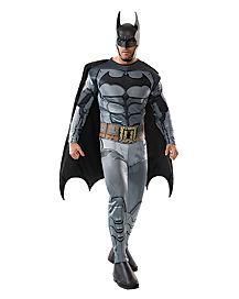 Adult Batman Costume - Batman: Arkham