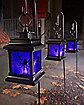 LED Creepy Lantern Pathway Markers - Decorations