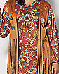 Adult Peace and Love Hippie Costume