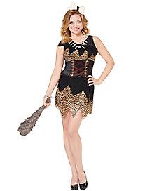 Cavewoman Costume | Caveman Costume - Spirithalloween.com