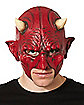 Chinless Devil Half Mask