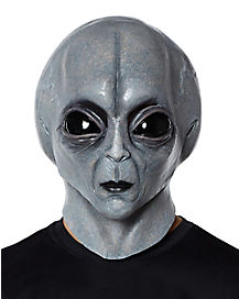 area 51 alien mask - Creepy Masks For Halloween