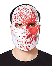 ice rink raider mask - Bloody Halloween Masks