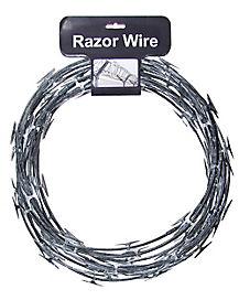 Razor Wire - Decorations