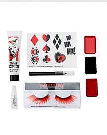 Harley Quinn Makeup Kit - Batman