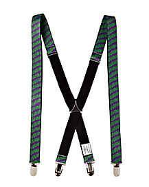 Joker Suspenders - Batman